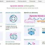 Gramática alemana.es, aprender y practicar