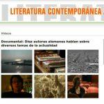 Literatura Contemporánea Alemana en español
