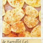 Kartoffel, die. Ofenkartoffeln