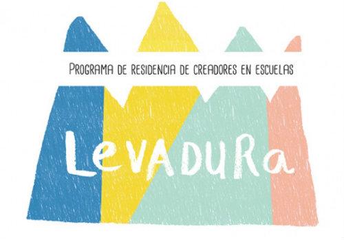 Levadura. Programa de residencias de creadores en escuelas