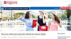 Más de 50 recursos para aprender alemán online - Sprachcaffe