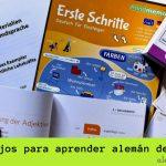 Los consejos para aprender alemán de Elisabet