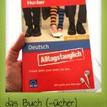 Das Buch, frases útiles para aprender alemán